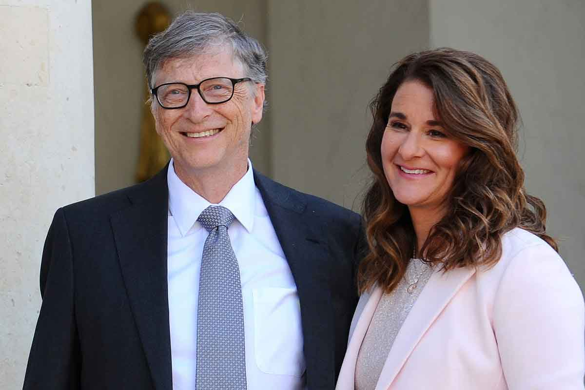 THE END OF A 27-YEAR COMMITMENT. After 27 years of marriage, Bill and Melinda Gates have announced their plans to end their marriage. Photo Courtesy by CNBC.