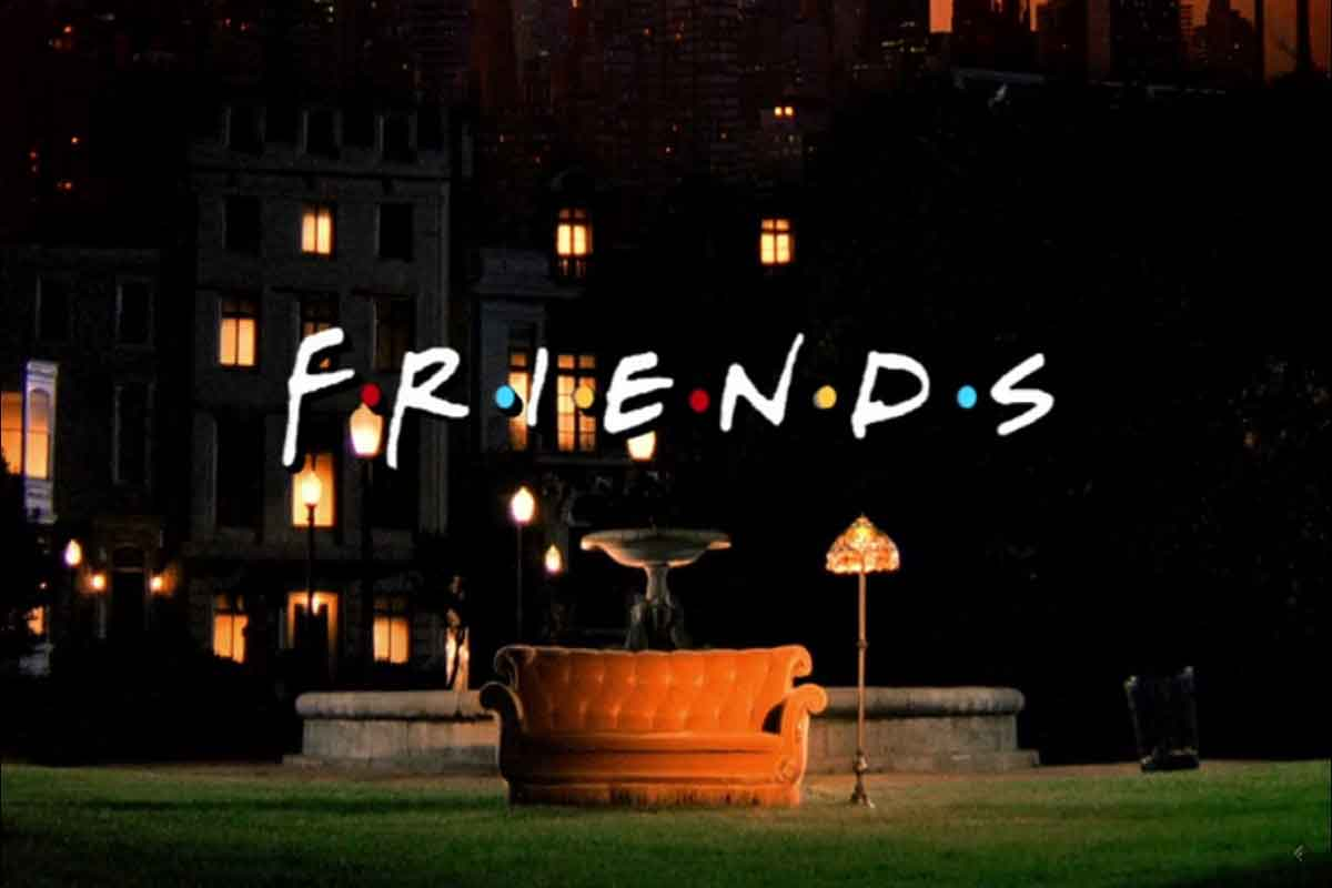 "THE FOUNTAIN AND THE COUCH. The ""Friends"" reunion special is set to premiere on May 27, 2021. Photo Courtesy by Medium."