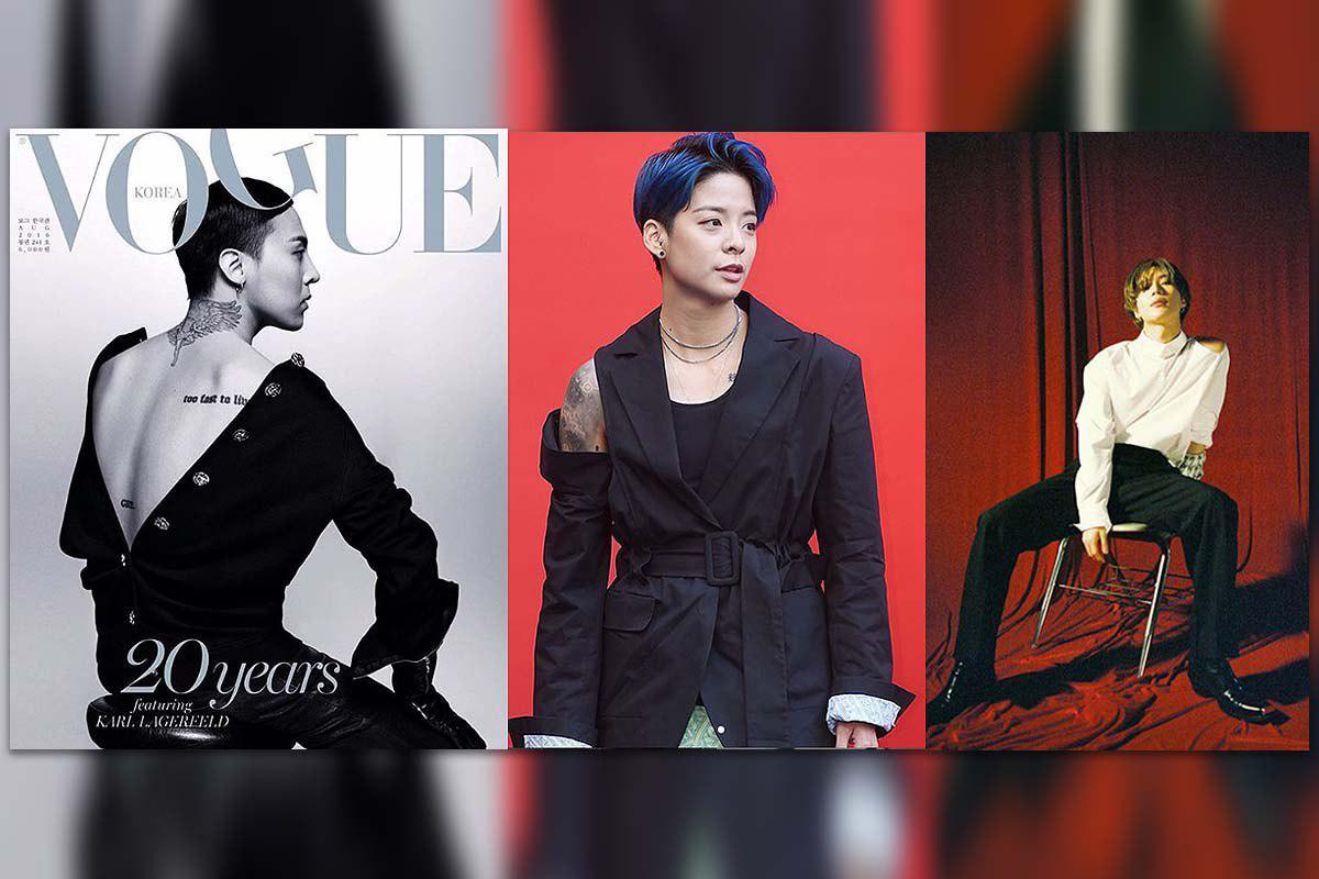 K Pop Idols Who Push Beyond Gender Norms Sagisag
